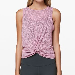 Lululemon Twist Tank